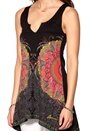 Desigual Clyde Tunic Negro
