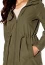 VILA Zoe Detail Jacket Ivy Green
