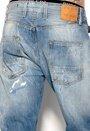JACK&JONES Erik Tristan 259 Jeans Medium Blue Denim