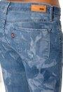 LEVI'S Curve ID Skinny 0642 Trashed Blue