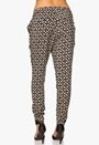 VERO MODA Easy Loose Pant Black
