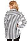 CHEAP MONDAY Shelly Shirt Black/White