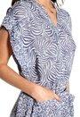 RODEBJER Saki Dress 680 Indigo