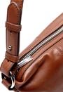 TIGER OF SWEDEN Aprica Bag T82 Medium Brown