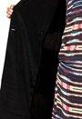 DAGMAR Anissa Woven Coat Black
