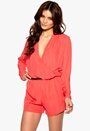 Stylein Dawn Jumpsuit Coral Bubbleroom.se