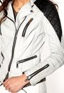 JOFAMA by Marie Serneholt Marie Paris Jacket Black/White