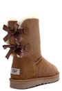 UGG Australia Bailey Bow Chestnut