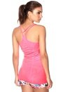ONLY PLAY Lavern Seamless Top Neon Pink