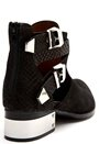 Jeffrey Campbell Everly-PL Black snake