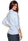VERO MODA Kyle L/S Shirt Cashmere Blue
