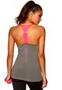 ONLY PLAY Tracy sl Training Top gun metal/pink