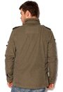 Alpha Industries Pioneer Jacket Greyblack/green