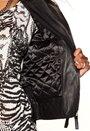 Boda Skins Kay Michael Biker Jacket Black