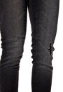 CHEAP MONDAY Second Skin Jeans Throwback Black