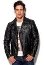 Gipsy Ricco Leather Jacket BLK Bubbleroom.se