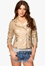 Gipsy Sina Jacket Ivory Bubbleroom.se