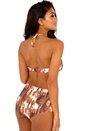 BEACHWAVE Bikinitrosa Brun