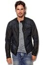 JACK&JONES Spike Jacket BL 343 Medium Blue Denim Bubbleroom.se