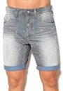 JACK&JONES Stan Shorts Light Grey Denim Bubbleroom.se