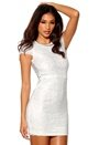 Model Behaviour Lidia Dress White