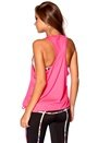 MXDC Ladies Loose Tank Pink