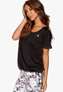 MXDC Ladies Loose Tee Black Bubbleroom.se
