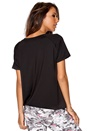 MXDC Ladies Loose Tee Black