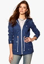 ONLY Bank Spring Parka Mood Indigo Bubbleroom.se