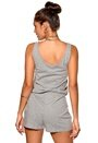 ONLY Kimmie Jumpsuit Light Grey Melange