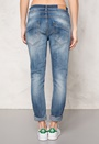 ONLY Lizzy Antifit Jeans Light Blue Denim