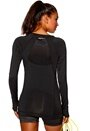 ONLY PLAY Claire LS Training Top Black