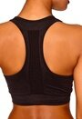 ONLY PLAY Maia Seamless Sports Top Black