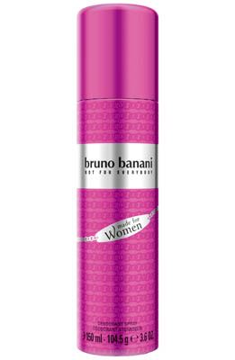 bruno banani bruno banani made for women deo spray. Black Bedroom Furniture Sets. Home Design Ideas