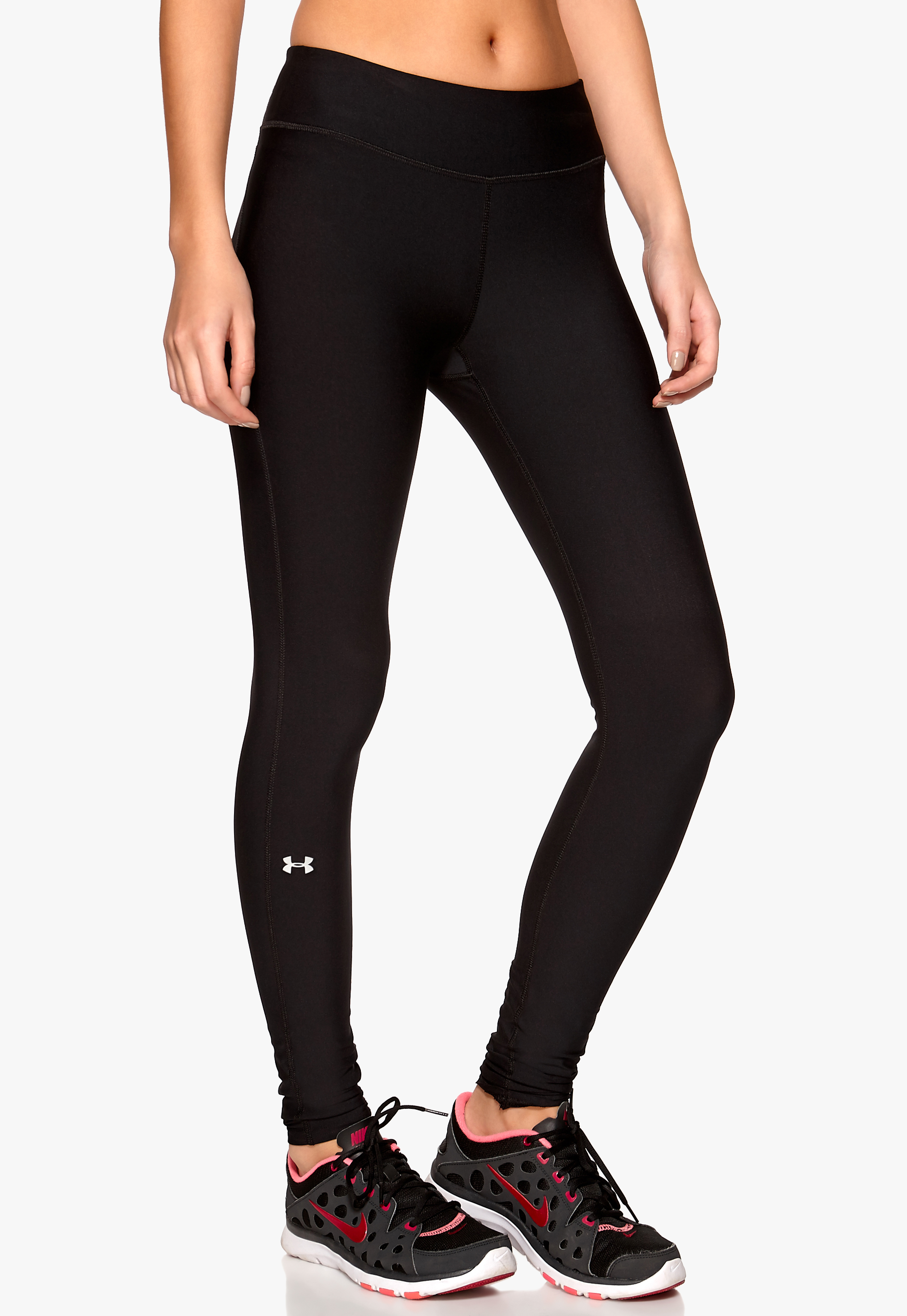 Under Armour Armour Leggings Black - Bubbleroom