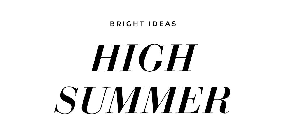 High Summer 1