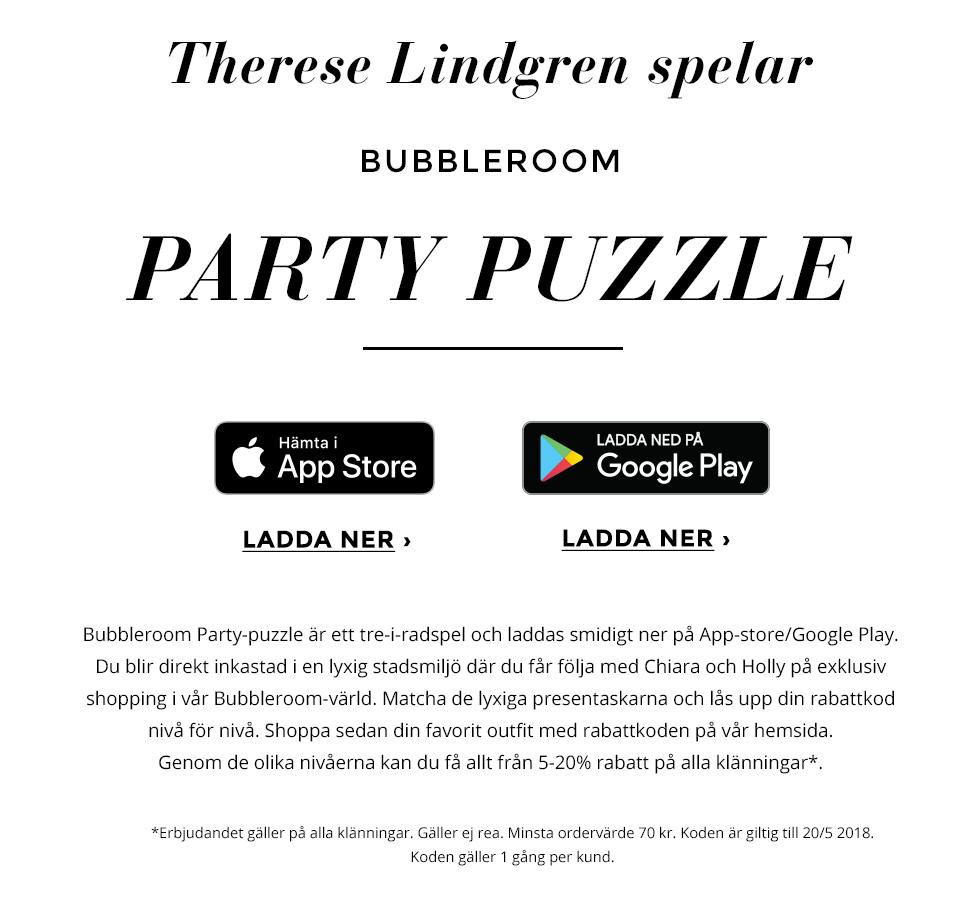 Bubbleroom Party Puzzle