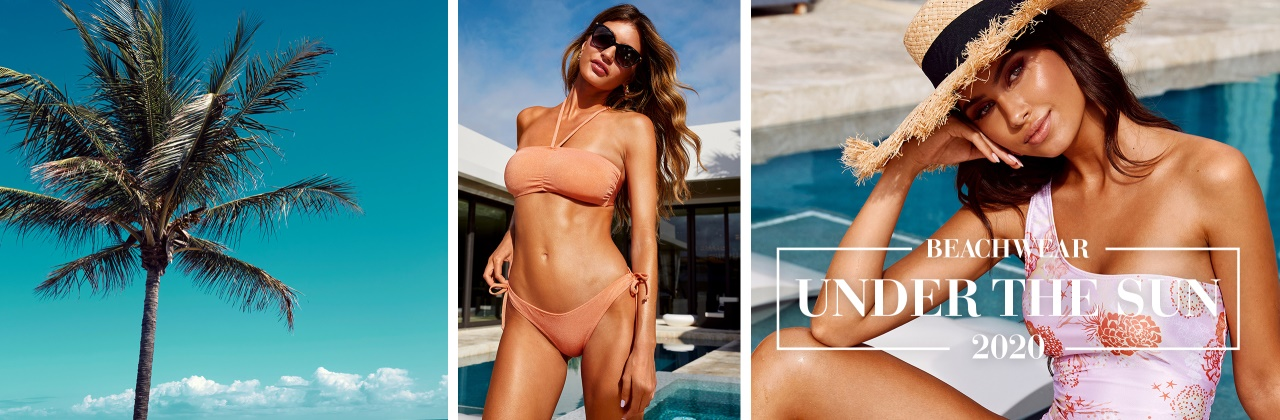 Beachwear style