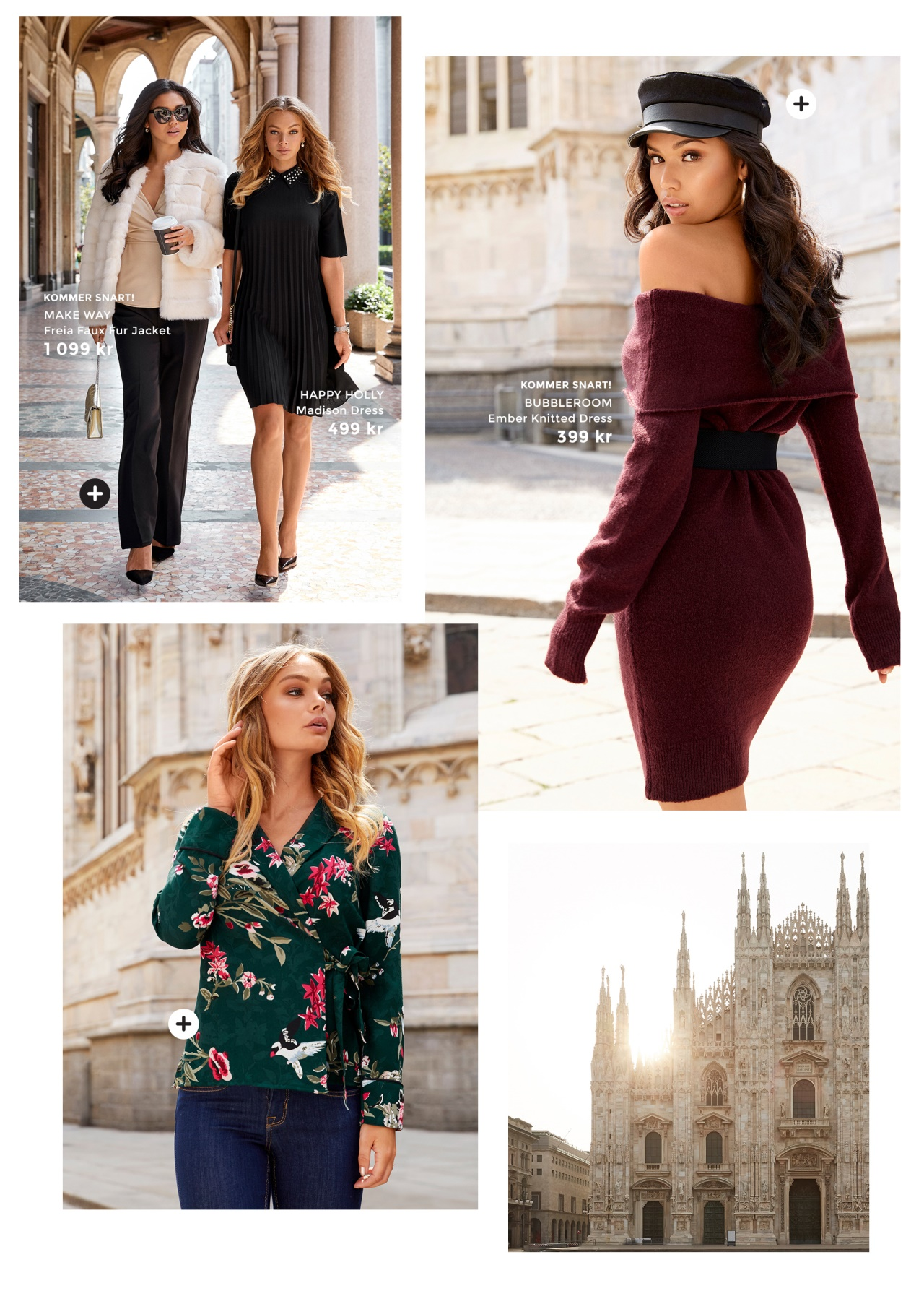 Vi startar hösten i modestaden Milano