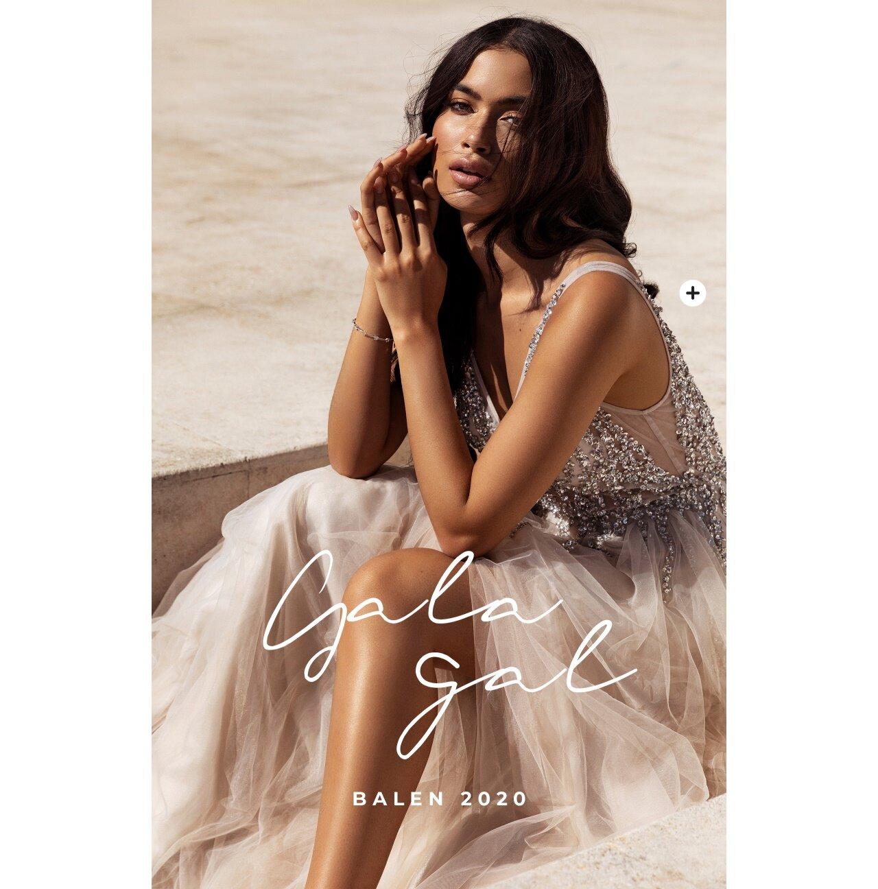 Be a gala girl! Shoppa balklännigar från Bubbleroom