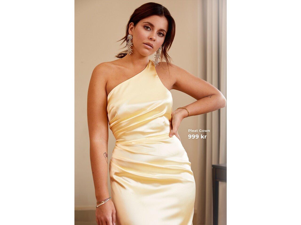 Nicole Falciani lanserar sin bröllopskollektion tillsammans med Bubbleroom