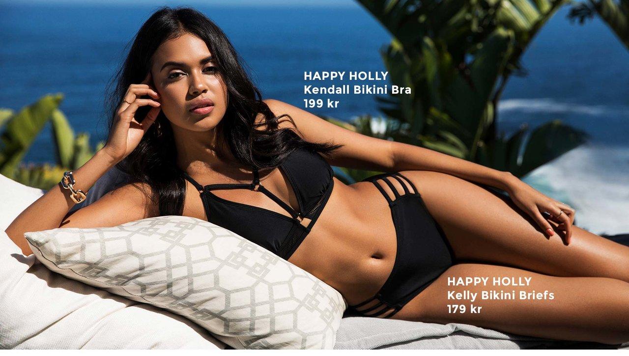 Happy Holly Kendall Bikini