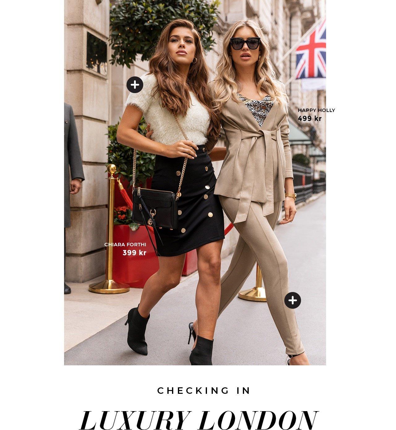 Shoppa nyheter från Chiara Forthi & Happy Holly