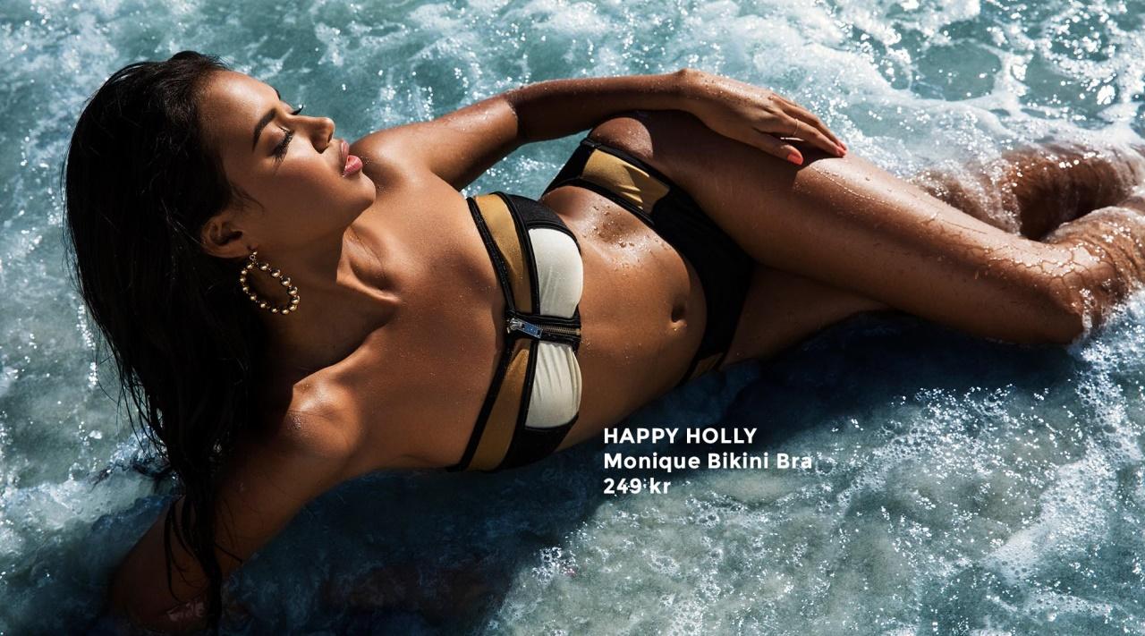 Happy Holly Monique Bikini Bra