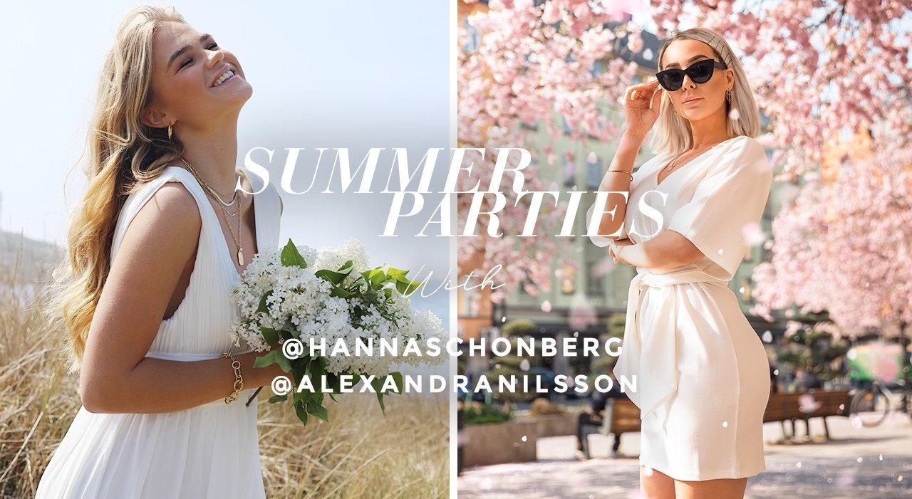 shoppa sommaren festklänningar här!