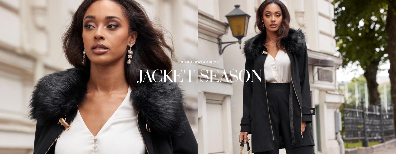 Jacket Season - Shoppa här BLOCK1