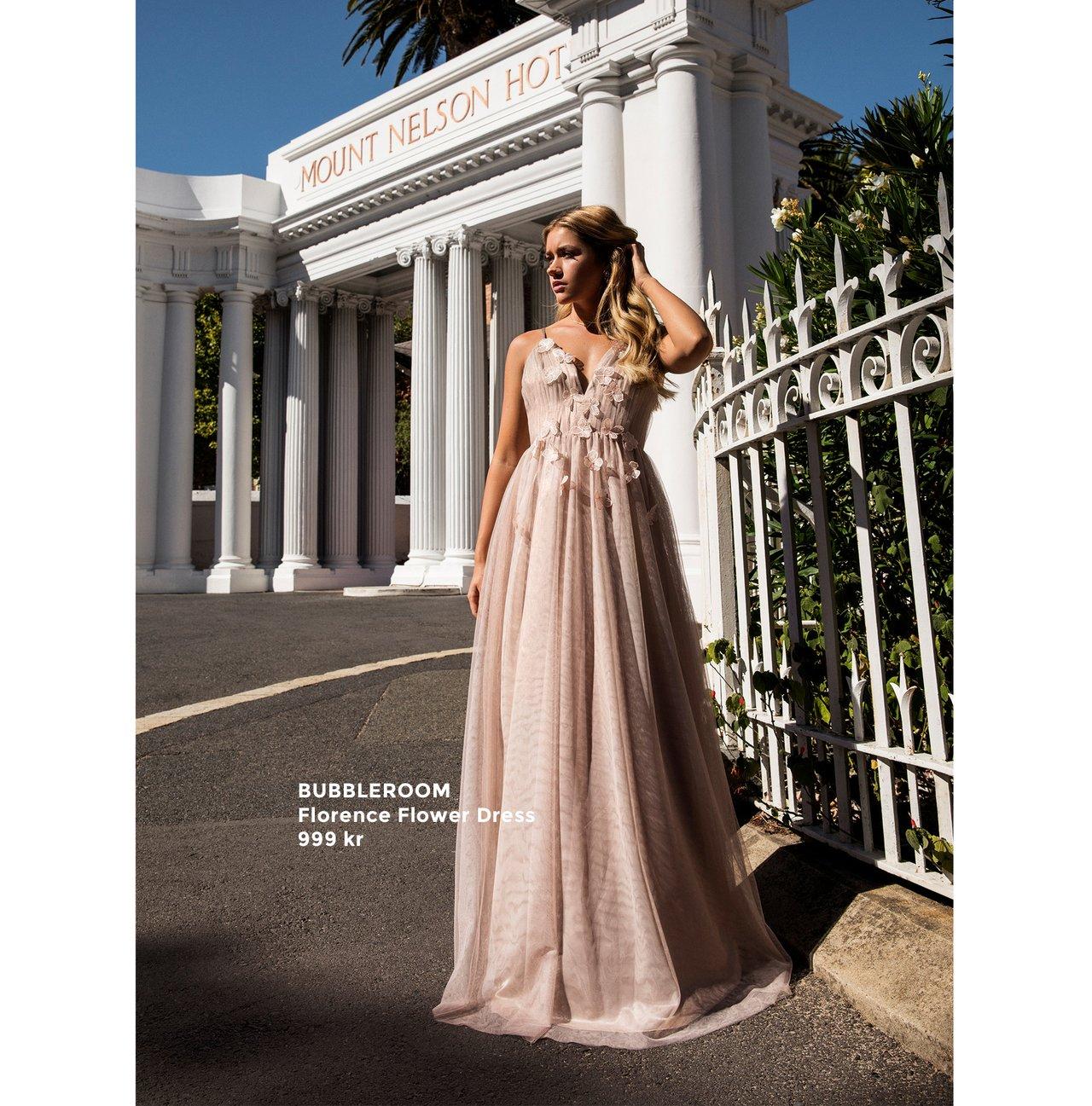 Florence Flower Dress