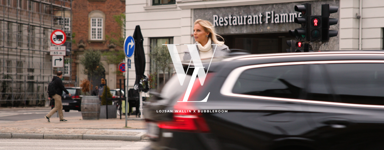 Lojsan Wallin x Bubbleroom - Shoppa här