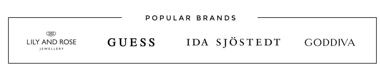 4ceb108c2328 Populära varumärken, Lily and Rose, Samsøe Samsøe, Ida Sjöstedt, Goddiva