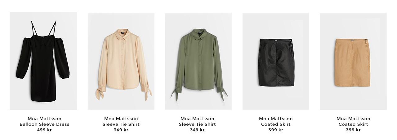 Höj stämningen på AW:n till lyxnivå med kollektionens hetaste jumpsuit eller ljus skjorta med knytdetaljer.